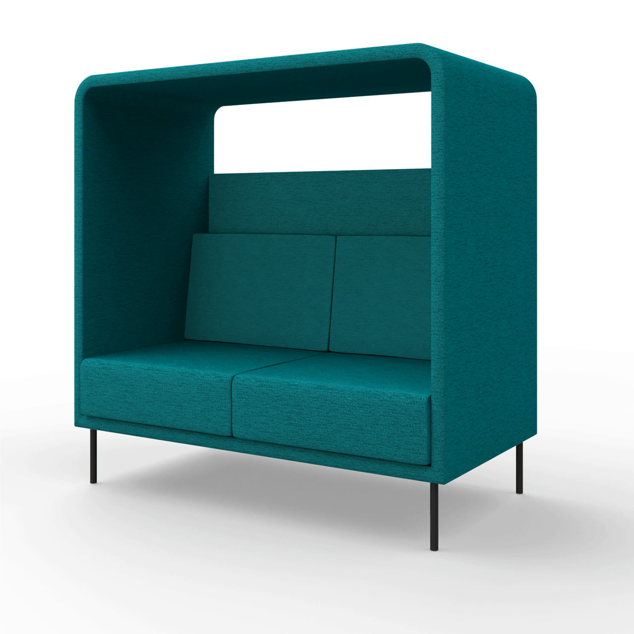 Highland Acoustic Sofa With Roof
